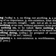 neil-robert-wenman-nothing-2003